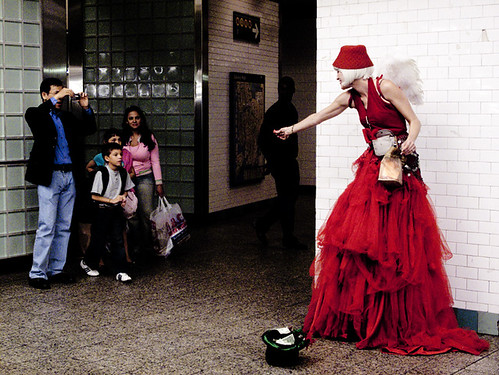 Subway fairy