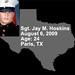 Sgt Jay M Hoskins