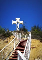 Escalera al Cielo. (Orcoo) Tags: mexico camino cielo nuevoleon escaleras dios crucifijo montemorelos orcoo oswaldoordoez
