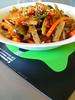 牛蒡胡萝卜,Burdock and Carrot (11楼朝北) Tags: mushroom chinesefood sesame homemade carrot burdock 中国菜 蘑菇 牛蒡 中餐 soybeanpaste 胡萝卜 豆瓣酱 随便做 简单吃 家里吃