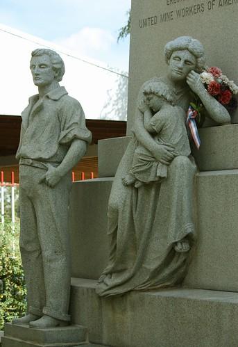Ludlow monument