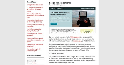 FeraLabs » Blog Archive » Design without personas_1253991560301