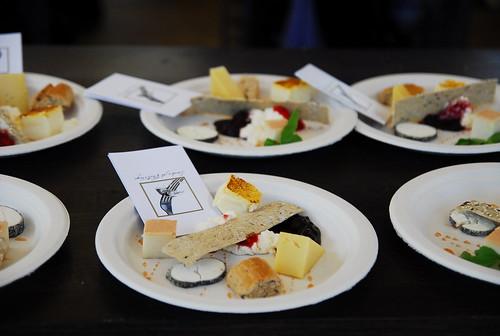 Smaklust - Cheese platter