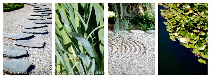 Japanese Garden Quadych