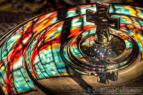Communion Silverware, Central Presbyterian