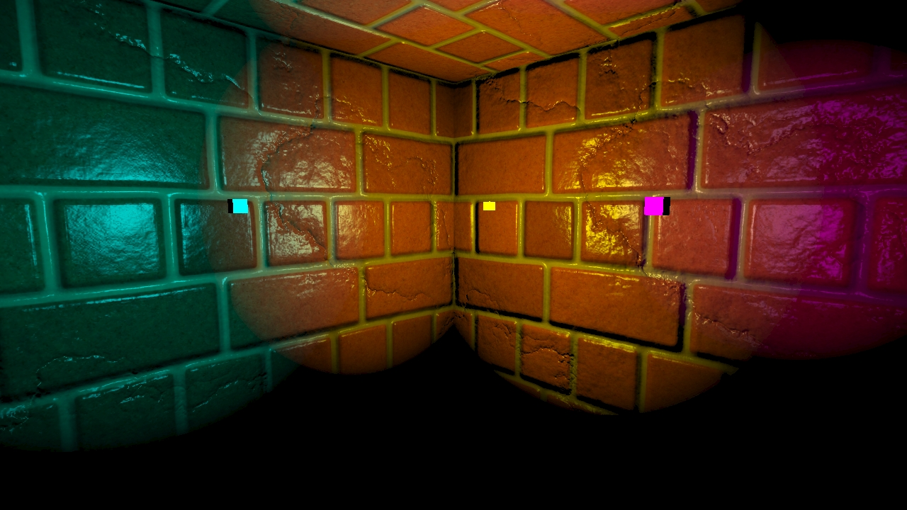 (prelight) diffuse + colored specular