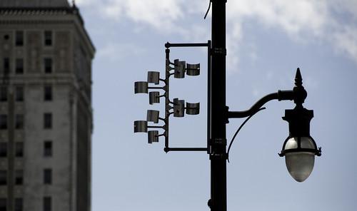McWane Streetlamp