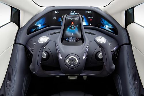Nissan Land Glider panel
