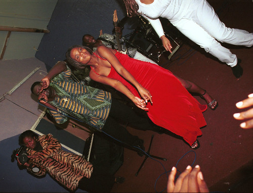 Lucius Banda & Zembani Band from Malawi at Kokonut Groove Club Hackney Wick London Feb 2000 003 + Red ok