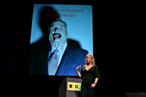 Jill Greenberg and the McCain photo shoot
