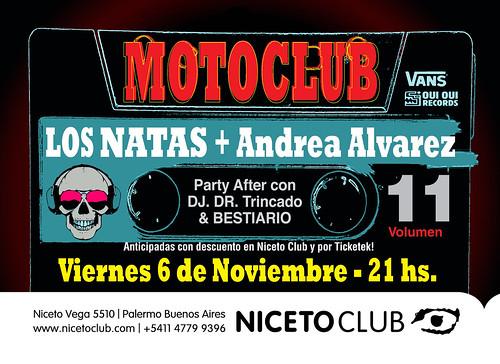 Motoclub Los Natas Volumen 11