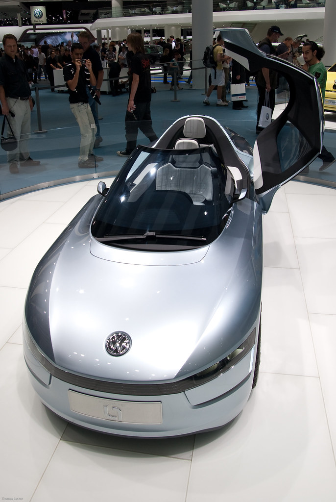 Volkswagen L1 Concept Car (34478)