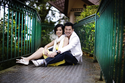 Mie Teng ~ Pre-wedding Photography
