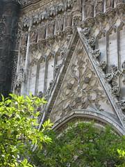 Séville - Façade de la cathédrale