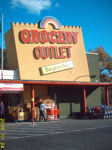 Bellingham Grocery Outlet