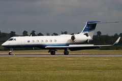 VQ-BLA - 5215 - Private - Gulfstream G550 - Luton - 090521 - Steven Gray - IMG_2932