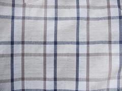 cotton checkers beige