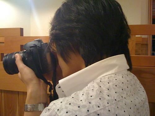 カメラ部12