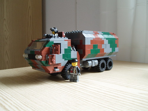M6 Crusader Now With Instructions Lego Military
