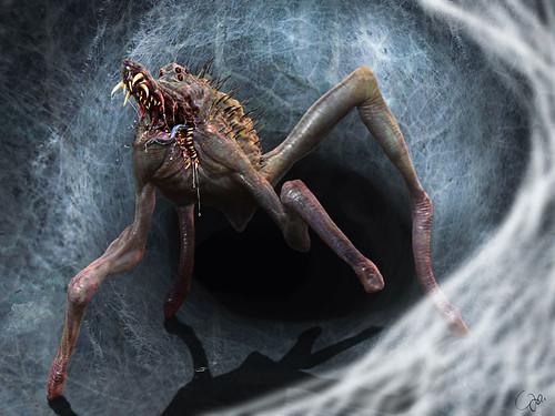 Spidery - Cesar Dacol Jr.