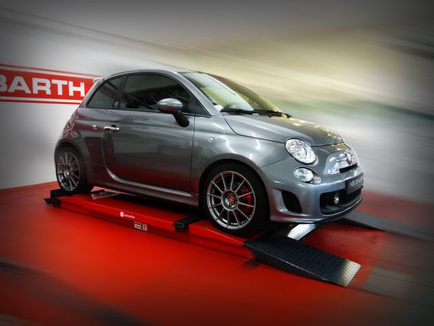 Abarth 500 Limited Edition by Neubauer