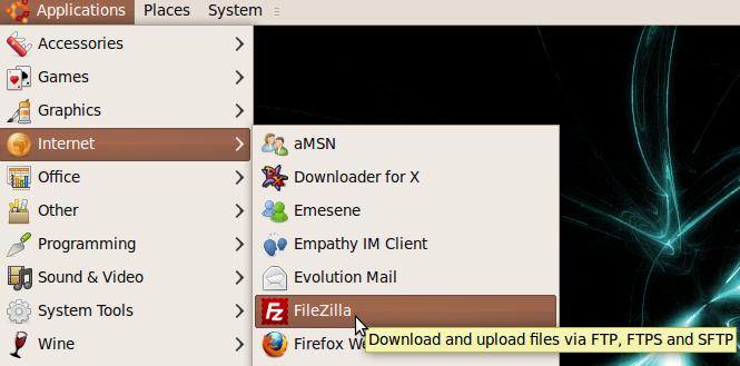 ติดตั้ง FileZilla FTP Client บน Ubuntu | Just My Life