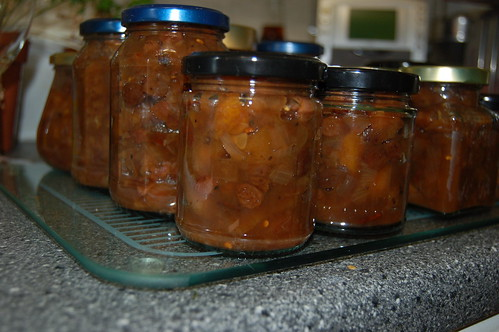 marrow chutney Nov 09 no 3