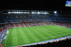 Vista Camp Nou