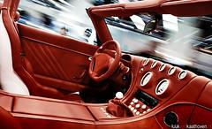 Wiesmann MF5 Roadster (Luuk van Kaathoven) Tags: auto car photography nikon frankfurt interior automotive van iaa roadster wiesmann luuk mf5 d80 luukvankaathovennl kaathoven