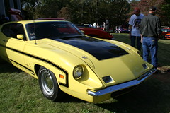1970 Ford Prototypes: Ford King Cobra and Mercury Spoiler