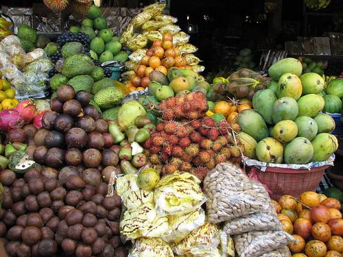 Fruit Market, Bedugul, Bali
