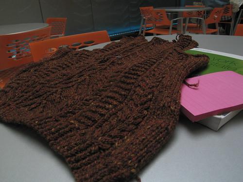 Tweed Vestember Vest