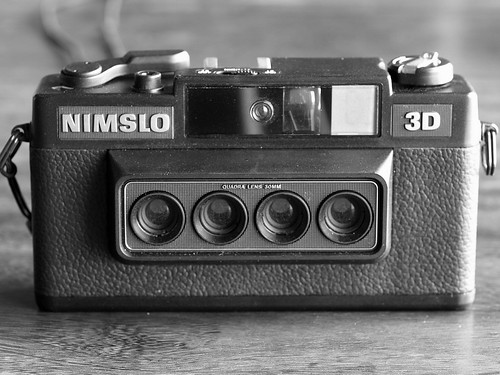 Nimslo 3D Camera