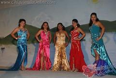 Eligen a Señorita San Esteban 2009