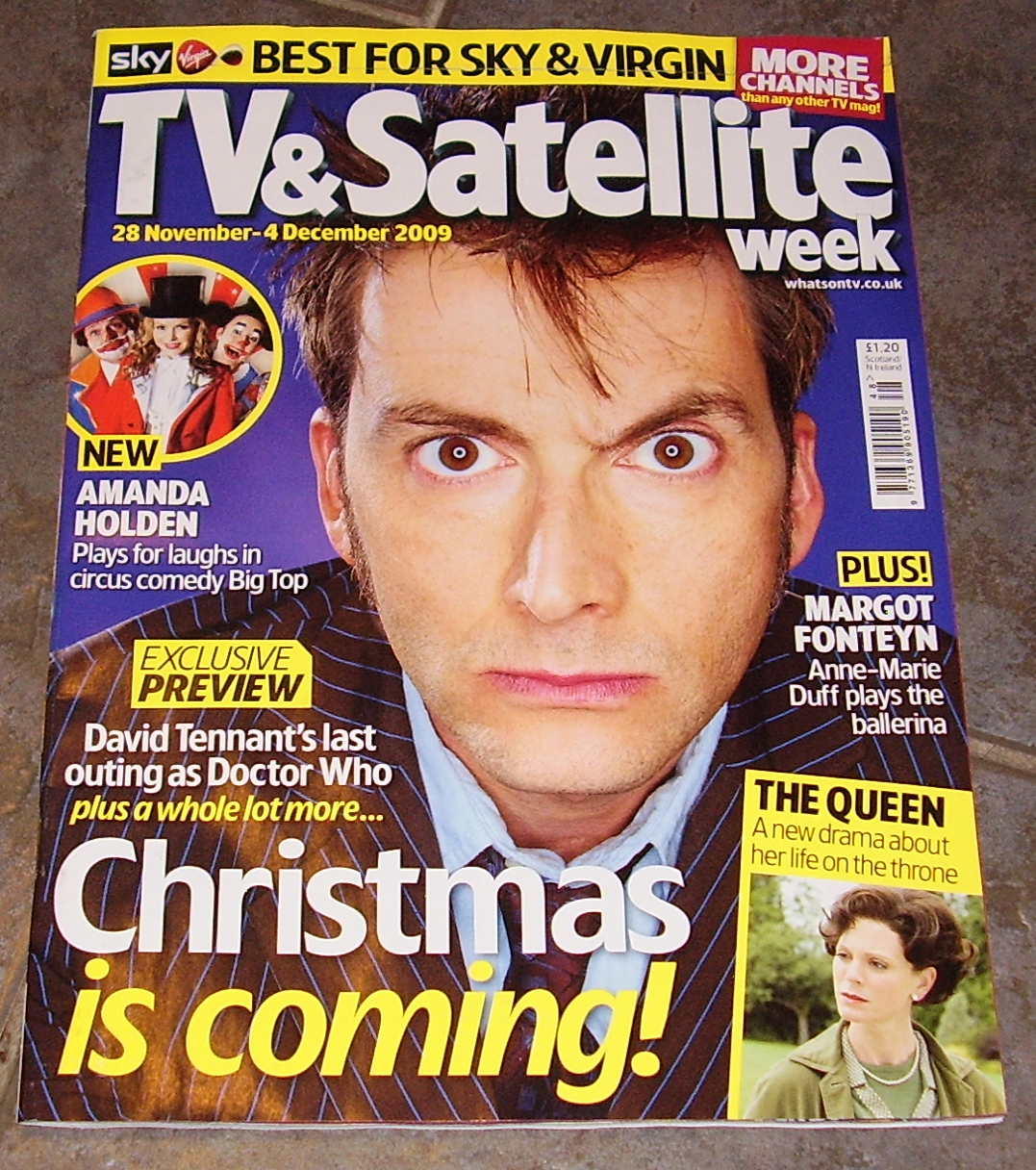 TV & Satellite Week 28 nov - 4 dec