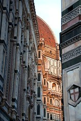 Cupola del brunelleschi (Gille [il lolle] on hold...... lost in WoW) Tags: italy tower florence nikon italia cathedral campanile tuscany cupola dome firenze toscana brunelleschi giotto cattedrale d90 18105vr