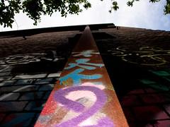 PB287219 (dcthomson) Tags: street urban streetart art mill graffiti industrial factory decay urbandecay sydney tags can spray pyrmont flour aerosol tagging glebe