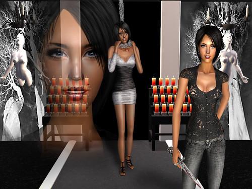 Beautiful killer by Freedom133.