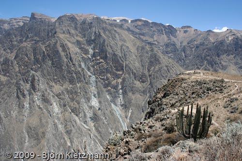 Cotahuasi Canyon, Peru