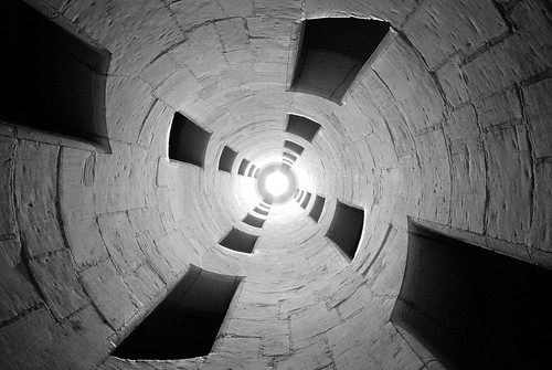 Staircase, Château de Chambord