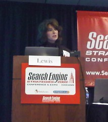 Christine Churchill at SES Chicago 2009