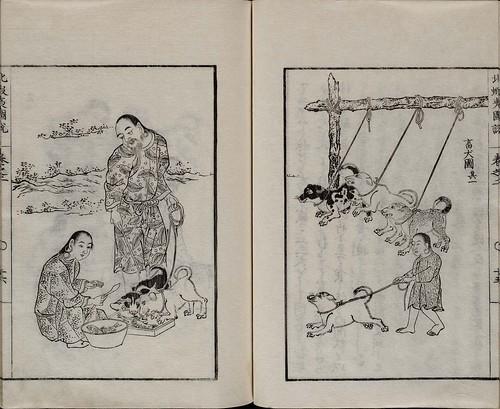 Mamiya Rinzo - Kita Ezo zusetsu vol. 2 (1855) c