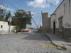 Calle de Charcas (Vic Boss) Tags: calle pueblo ciudad slp charcas