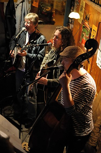Fox Tower Bluegrass Band live