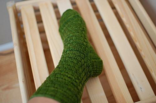 gentleman's sock