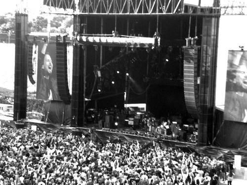 Pearl Jam Auckland 09
