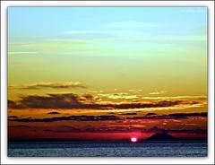 DSCF1652 (maxbunker) Tags: sunset sea sky tramonto mare cielo stromboli nocera maxbunker