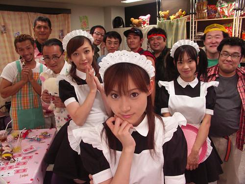 tiendas en akihabara - cosplay