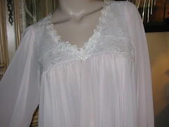 Miss Elaine Pale Pink Antron Nylon Nightgown Bodice Front (mondas66) Tags: ruffles lace lingerie boudoir romantic gown elegant gowns ornate lacy nylon nightgown sheer frilly nightgowns elegance nightdress ruffle nightwear frill ruffled nightie lacework frilled nighties misselaine antron nightdresses frilling frillings befrilled