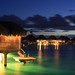 Bora Bora ~ Twilight on the Water